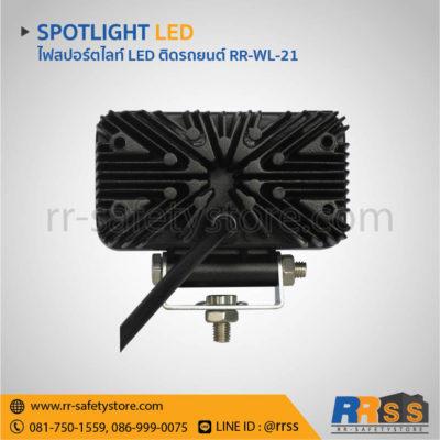 ไฟสปอร์ตไลท์ LED 12V ติดรถยนต์ 4x4 ออฟโรด 18W