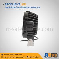 ไฟสปอร์ตไลท์ LED 12V ติดรถยนต์ 51W