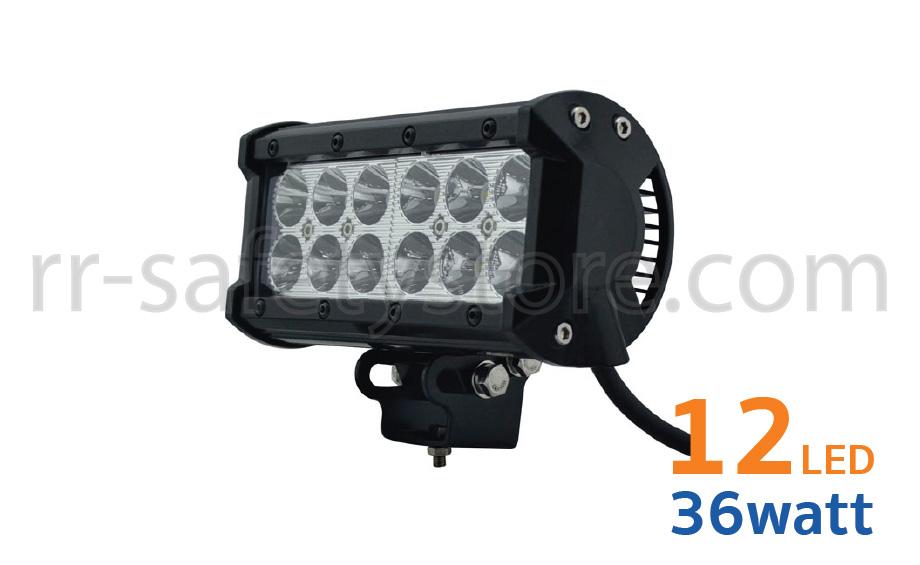 LED off road Light bar 36W
