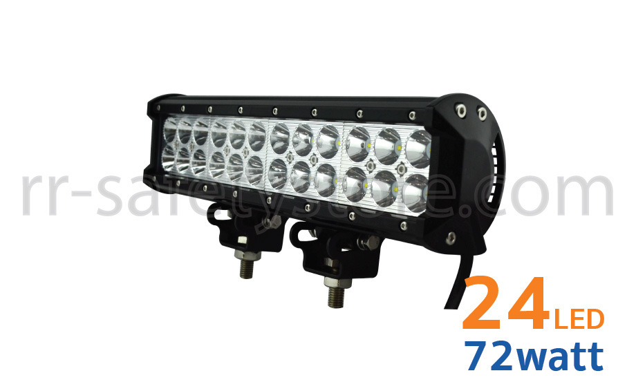 LED off road Light bar 72W