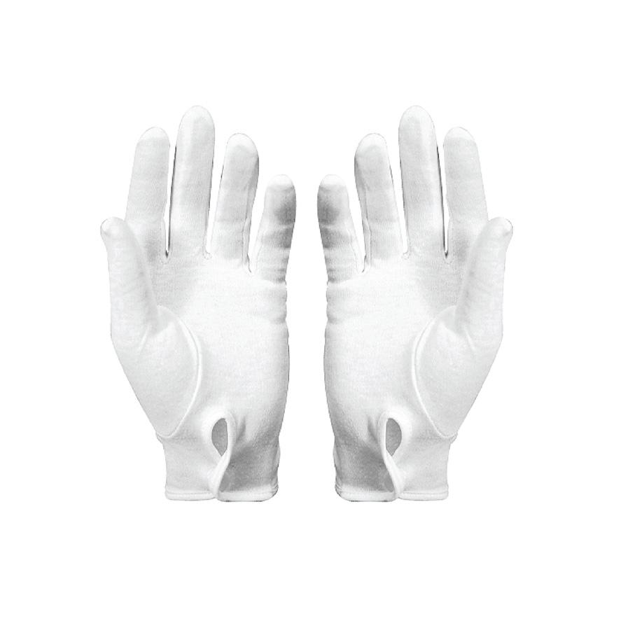 ถุงมือจราจร ถุงมือขาว ถุงมือเชียร์